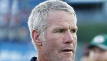 Brett Favre Says Instagram Was Hacked, Not Coming Out of Retirement