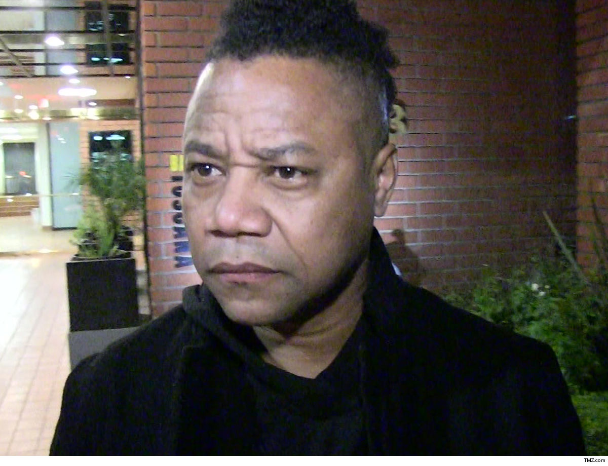 Cuba Gooding Jr. I Did Not Touch Her Breast ... Remembers Accuser's Odd 'Snow Dogs' Remark