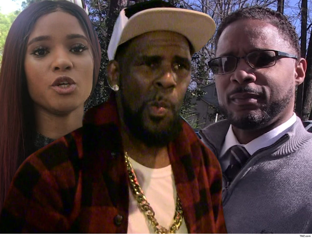 R. Kelly He'll Be In Jail Next Father's Day!!! Joycelyn's Family Hopes
