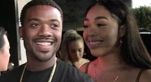 Jordyn Woods Promotes Ray J Headphones in New Video
