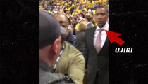 Cop In Raptors' Masai Ujiri Fight Blasts Racism Claims, My Family Is Black