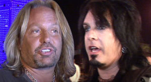 Motley Crue's Vince Neil and Nikki Sixx Trash Reelz Show & Threaten Lawsuit