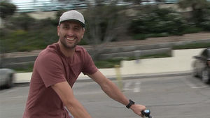 Manu Ginobili Says Retirement is 'Lovely' While Biking on the Beach