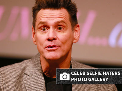 Why Jim Carrey and These 11 Other Celebrities REFUSE to Take Selfies with Fans