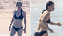 Courteney Cox Celebrates 55 Birthday with Jen Aniston and Gal Pals in Mexico