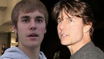 Justin Bieber Agrees to UFC Fight With Tom Cruise During Secret Phone Call