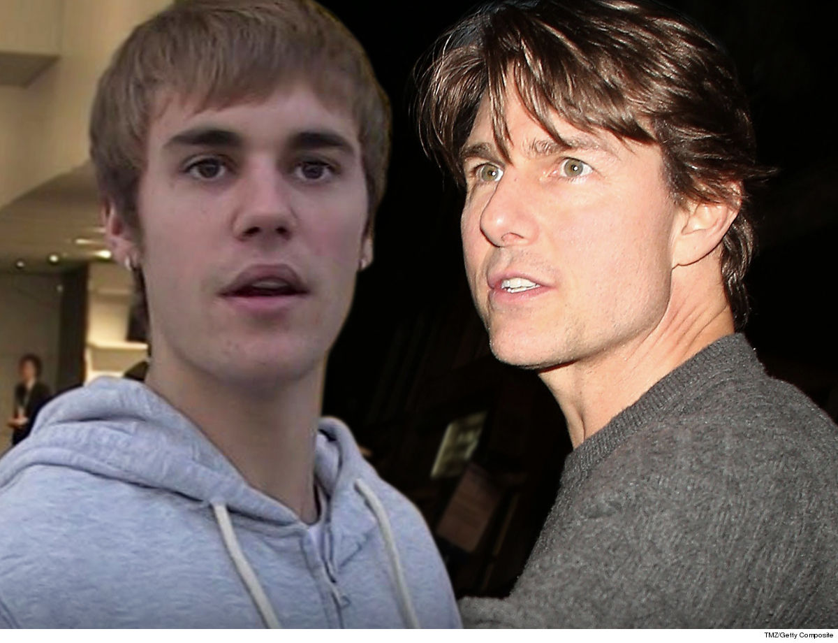 38df9f0e496e5 Justin Bieber wants to fight Tom Cruise in the Octagon, and we know this  because of a secret phone call laying the groundwork for what could be the  biggest ...