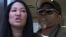 Kimora Lee Simmons Says She's Not Keeping Their Kid from Djimon, He's Absent