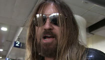 Billy Ray Cyrus Celebrates 11 Weeks at #1 with Stevie Wonder Shout-Out