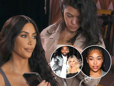 Khloe Reveals First Phone Call to Jordyn Amid Tristan Scandal: 'I Need the F--king Whole Truth!'