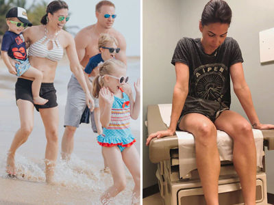 'Bachelor' Alum Melissa Rycroft Falls Ill After Trip to Dominican Republic as TENTH US Tourist…
