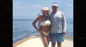Bill Belichick Stuntin' In Greece, Hot Bikini GF and Super Bowl Swag