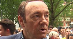 Kevin Spacey's Accuser Allegedly Texted GF Claiming Actor Grabbed His Penis