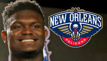Zion Williamson Goes #1 to New Orleans Pelicans in NBA Draft