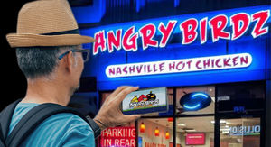 'Angry Birds' Sues L.A. Restaurant Angry Birdz for Jacking Famous Name