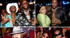 2019 BET Awards Behind The Scenes Photos