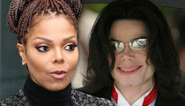 Janet Jackson Says Michael's Legacy 'Will Continue'