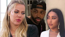 Khloe Kardashian Says Tristan Threatened Suicide After Jordyn Woods Scandal
