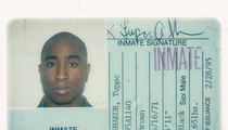 Tupac's First Prison I.D. Card From 1995 Up For Auction