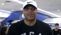 Charles Barkley Conflicted On Reparations, 'I Don't Know How You'd Do It'