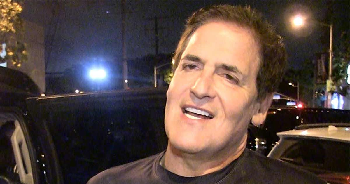 Mark Cuban On NBA 'Owner' Term, 'It's Not That Big A Deal'