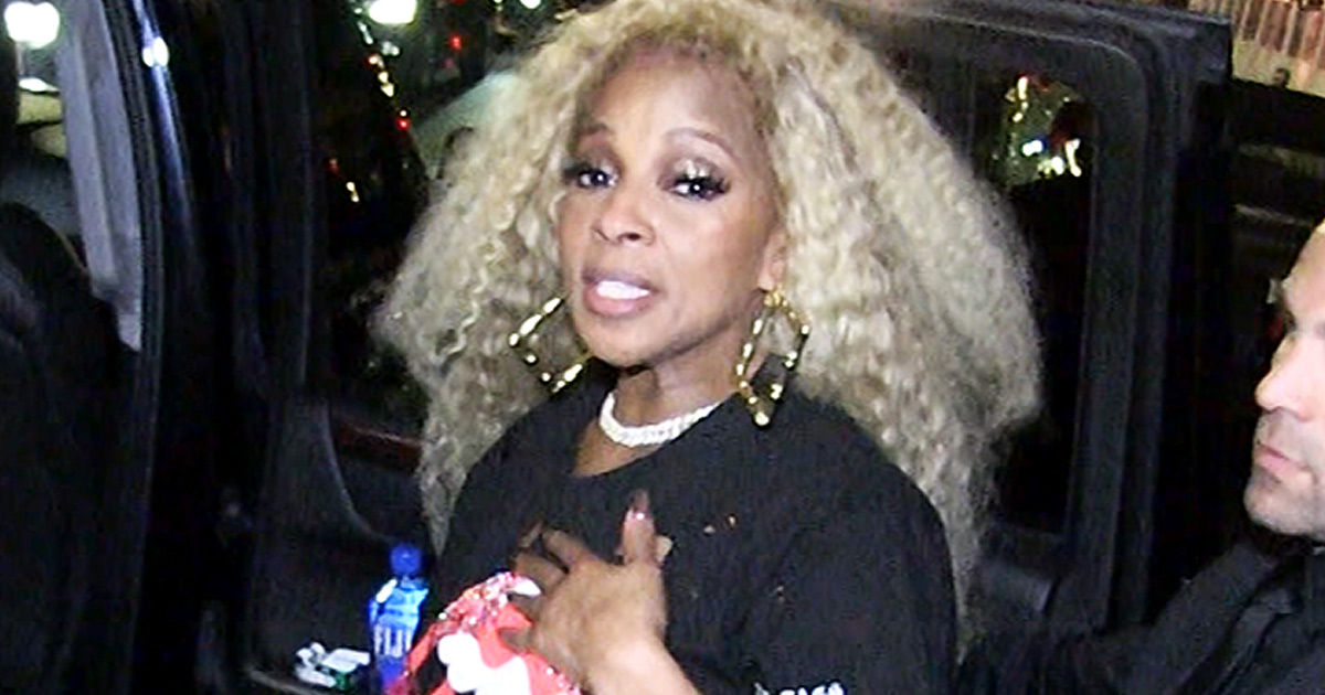 Mary J. Blige Supports Cardi B Getting Album of the Year at BET Awards