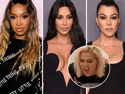 Here's What Khloe's Family & Friends Said on Social Media as EXPLOSIVE 'KUWTK' Aired