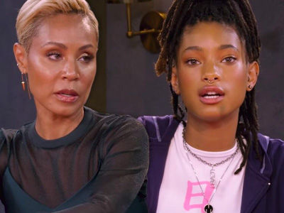 Willow Smith Wants to Be In a THROUPLE -- Everything She Said About Polyamory on 'Red Table Talk'