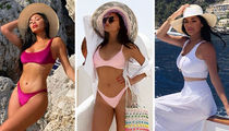 Nicole Scherzinger In Italy ... Dive Into The Hot Vacation Shots!