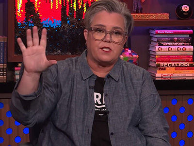 Everything Rosie Said About Whoopi, Elisabeth, Roseanne, Oprah, 'The Talk' and More