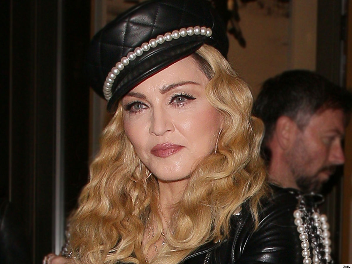 Madonna Graphic 'God Control' Music Vid Pulse Survivor Speaks Out
