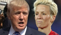 Donald Trump to Megan Rapinoe, Focus On Winning Before Bashing Me