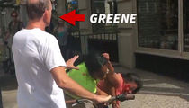 'Pulp Fiction' Actor Peter Greene Breaks Up Fighting Women, Scolds NYPD Agents