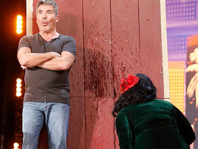 'America's Got Talent' Recap: Simon Risks DEATH, Howie Faces His Fears