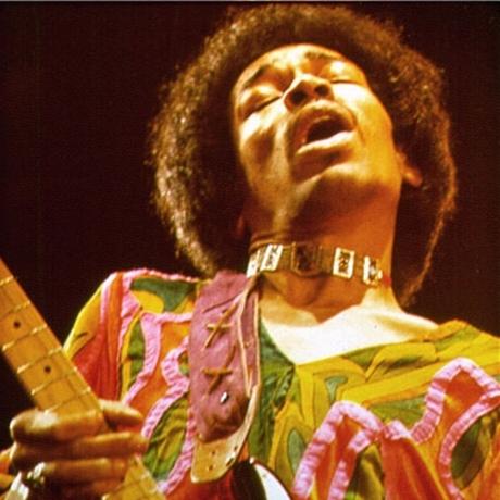Jimi Hendrix - Died at Age 27 November 27, 1942 - September 18, 1970