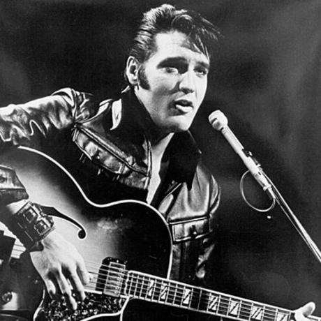 Elvis Presley Died at Age 42 January 8, 1935 - August 16, 1977
