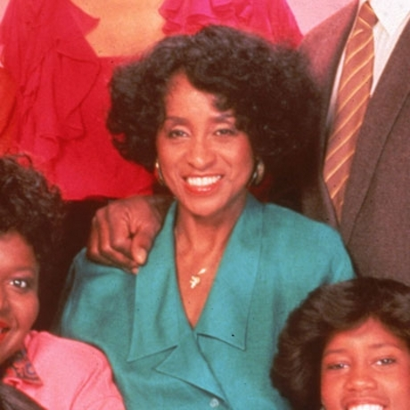 """Marla Gibbs from """"227"""" and """"The Jeffersons."""""""