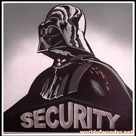 Security by Trevor Chowing