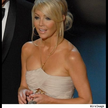 Heather Locklear turns 46 in 2007.  Natural beauty!