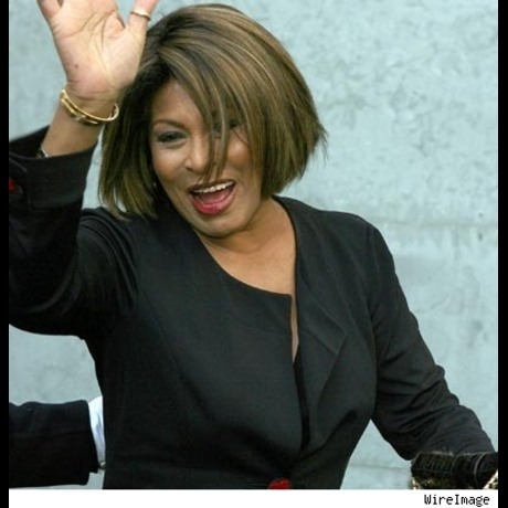 Tina Turner, at 67 ... still one of the girls.