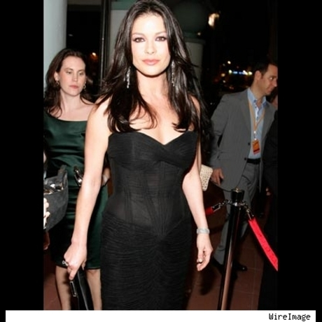 Catherine Zeta-Jones will be 38 in 2007. A very well preserved 38.