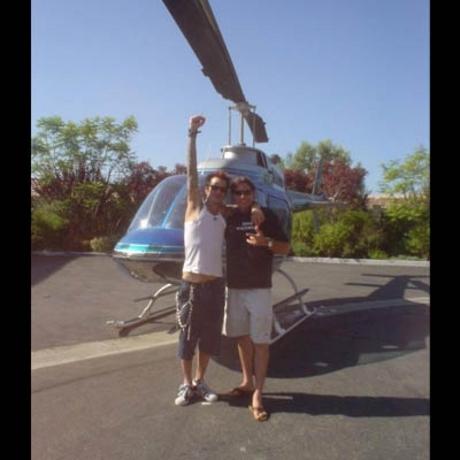 Tommy Lee's Pilot