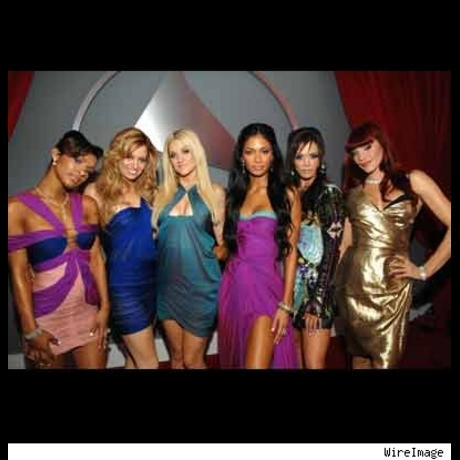 """Every single one of the Pussycat Dolls looks like a """"Pretty Woman."""""""