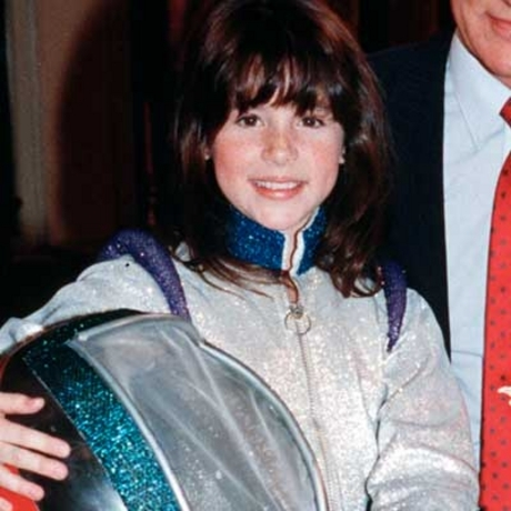 "In the '80s, Soleil Moon Frye played everyone's favorite raggedy dressed abandoned wonder kid ""Punky Brewster."""