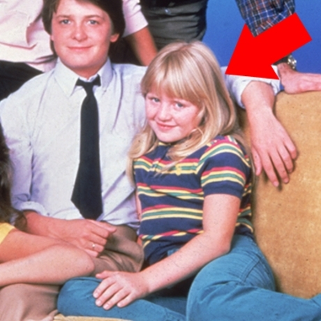 "Tina Yothers is best known for her role as Jennifer Keaton on the hit '80s show ""Family Ties."""