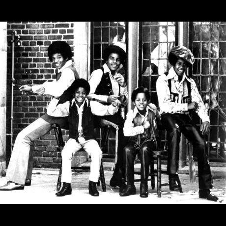 Michael Jackson and The Jackson 5 in 1969