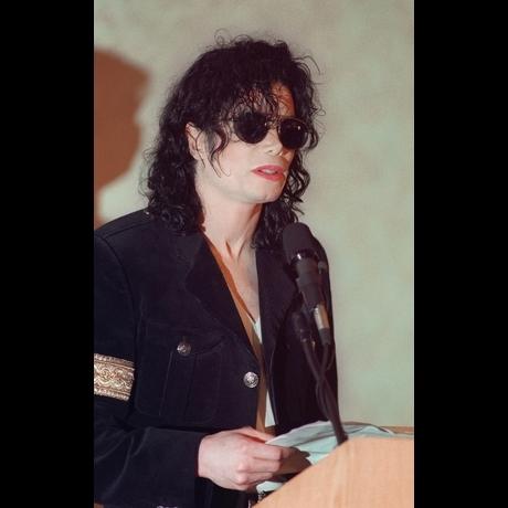 Michael Jackson 1998