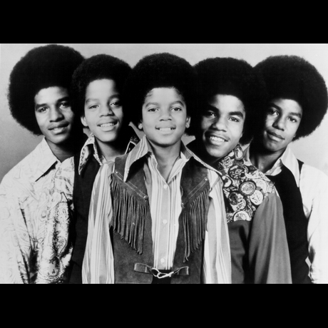 Michael Jackson and The Jackson 5 in 1970