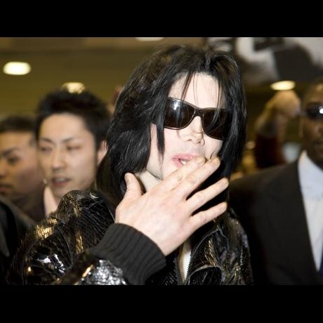 Michael Jackson 2007