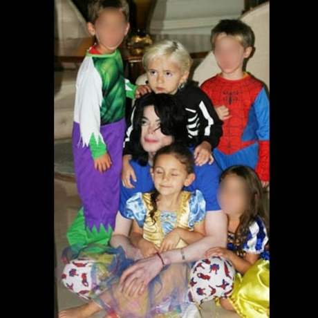 Michael Jackson Family Photos